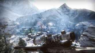 Sniper Ghost Warrior Contracts screen 1