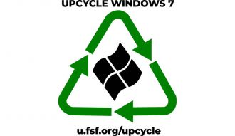 Windows 7 upcycle