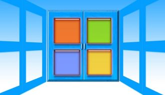 Windows okno