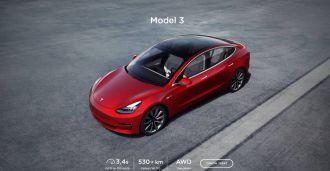 Tesla Salon Polska Cena