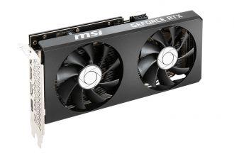 MSI GeForce RTX 3060 Ti Twin Fan