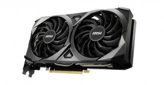 MSI GeForce RTX 3060 Ti Ventus 2X