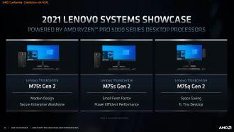 AMD Radeon PRO 5000G - Komputer Lenovo