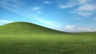 Fondo de pantalla de Microsoft Teams de Windows XP