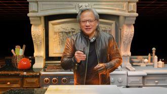 Nvidia Omniverse - Model Jensen Huang