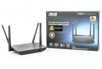 Test routera Asus RT-AC58U