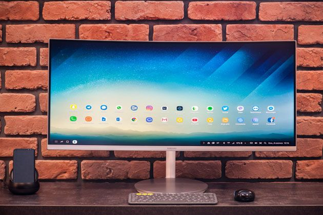 Samsung DeX Station - recenzja i test