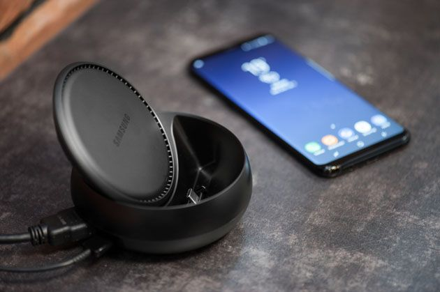 stacja Samsung DeX do Galaxy S8 i S8+