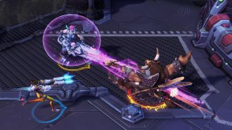 Heroes of the Storm - postacie z Overwatch