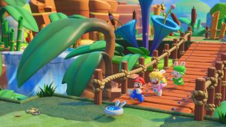 E3 2017 - Mario + Rabbids: Kingdom Battle