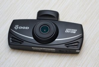DOD LS470W GPS - front
