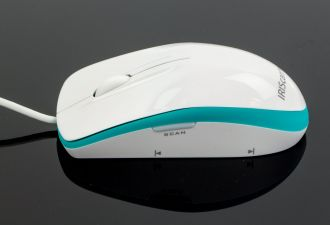 IRIScan Mouse Executive 2 lewy bok