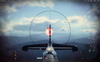 World of Warplanes 2.0 - tylny strzelec