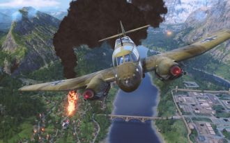 World of Warplanes 2.0 - po nalocie