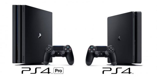 PS4 Slim czy PS4 Pro - PS4 Pro i PS4 Slim