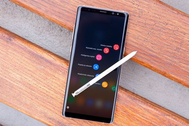 Samsung Galaxy Note 8 - test i recenzja