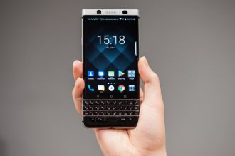 BlackBerry Keyone test i recenzja