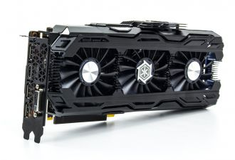 iChill GeForce GTX 1080 Ti X4 Ultra