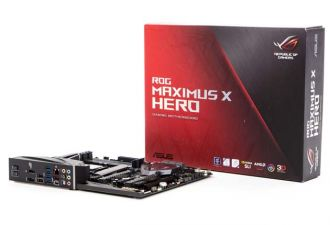 ASUS ROG MAXIMUS X HERO - test