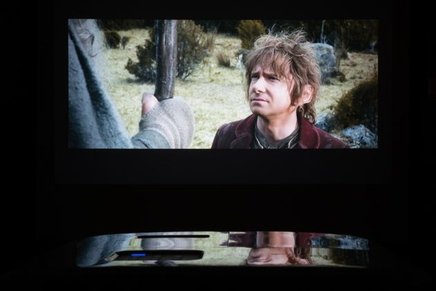 Optoma HD27e Hobbit