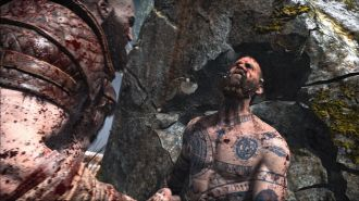 God of War - starcie z Baldurem