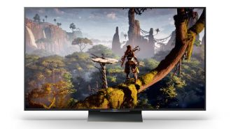 PlayStation 4 prezentem na komunię - Horizon Zero Dawn na TV Sony