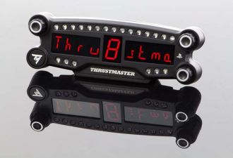 Thrustmaster BT LED Display - panel na szkle
