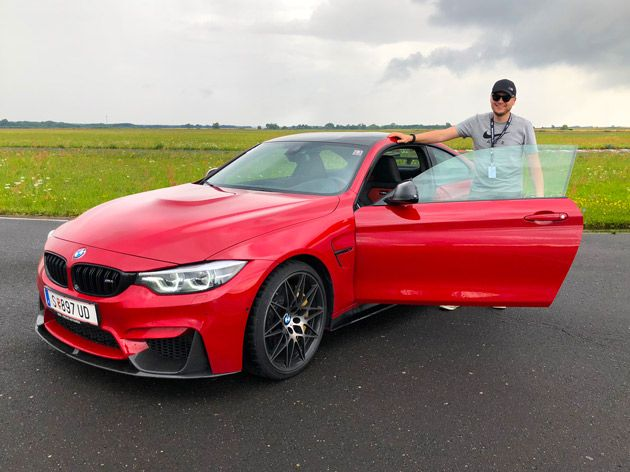 BMW M4 M Competition