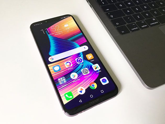 Honor Play ekran IPS LCD