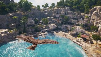 Assassin's Creed: Odyssey - orzeł