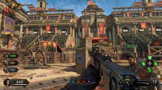 Call of Duty: Black Ops 4 - tryb zombie i arena