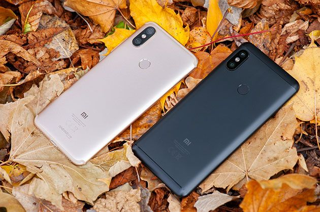 Xiaomi Redmi Note 5 vs Xiaomi Mi A2