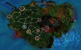 Jagged Alliance: Rage! - mapa