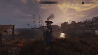 GreedFall - port