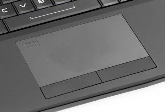 Dream Machines RX2060-15PL17 - touchpad