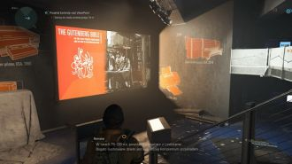 Tom Clancy's The Division 2 - muzeum