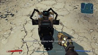 Borderlands: Game of the Year Edition - Claptrap