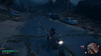 Days Gone - atak watahy Świrusów