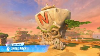 Crash Team Racing Nitro-Fueled - animowane zajawki tras