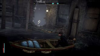 The Sinking City - screenhot 2