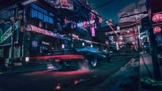 Cyberpunk 2077 - Night City