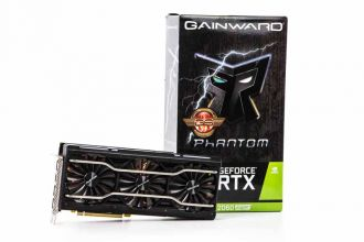 Gainward GeForce RTX 2060 SUPER Phantom GS - pudełko