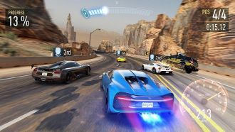 Need for Speed No Limits na Androida