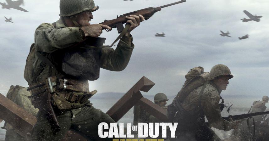 Call of Duty: WWII – stara wojna nie rdzewieje