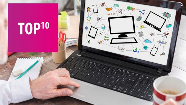 TOP 10 tanich laptopów