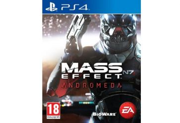 Mass Effect Andromeda [Playstation 4]
