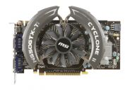MSI GeForce GTX 550 Ti Cyclone OC