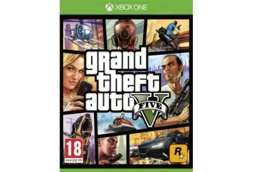 Grand Theft Auto V [Xbox One]