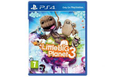 LittleBigPlanet 3 [Playstation 4]
