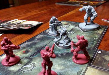 Gears of War: Gra Planszowa